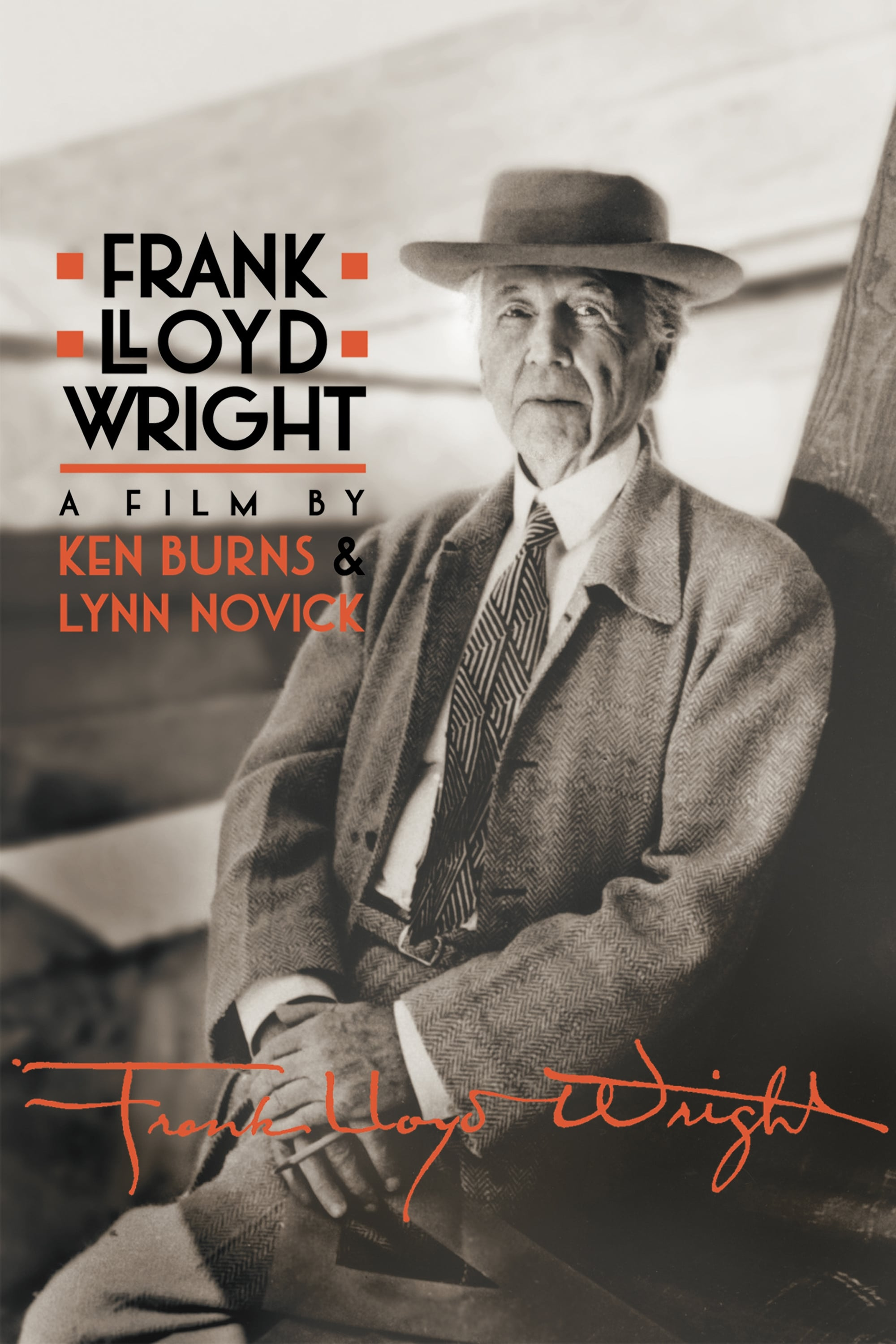 Frank Lloyd Wright TV Shows About Genius