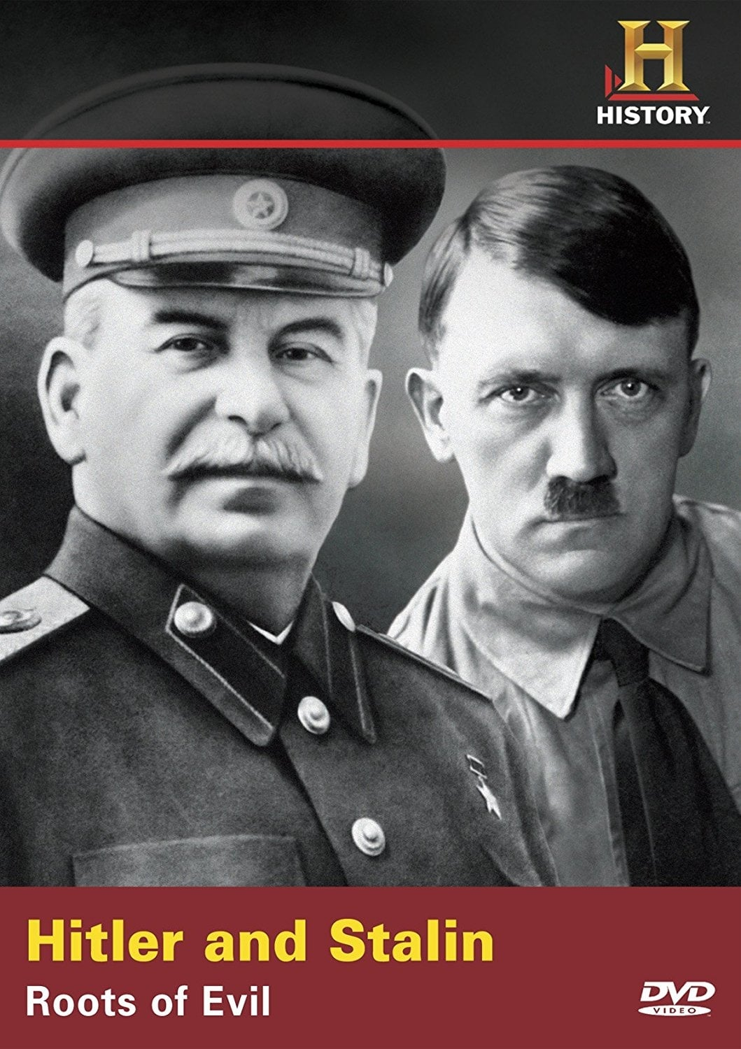 Ver Hitler and Stalin: the roots of evil Online HD Español (2002)
