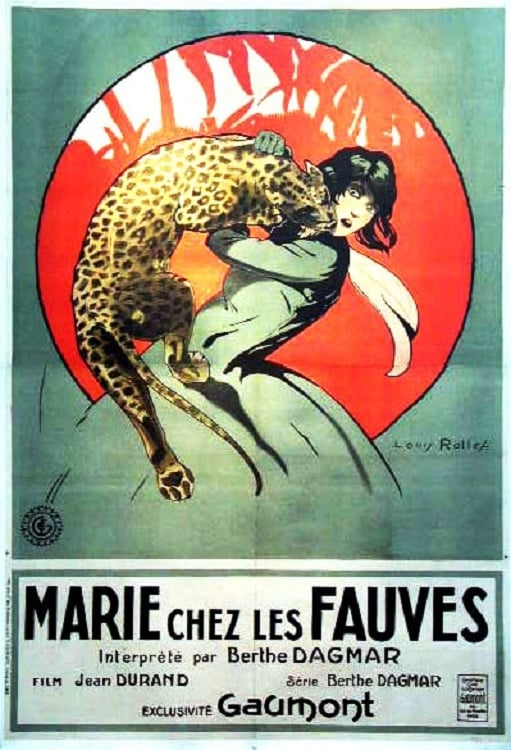 Marie Among the Predators (1922)