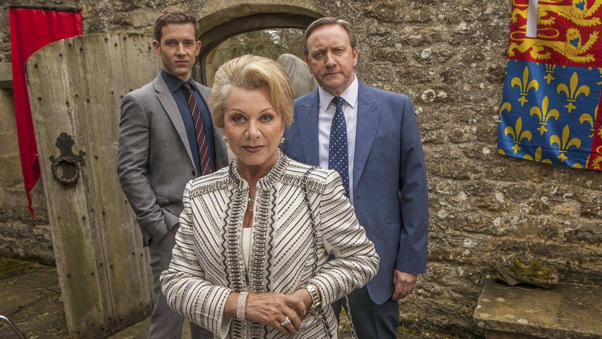 Midsomer Murders Season 20 :Episode 1  The Ghost of Causton Abbey