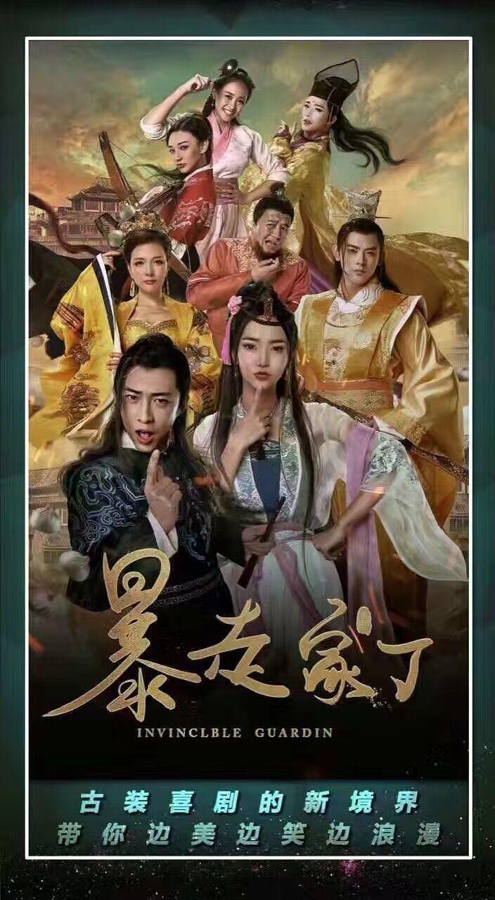 暴走家丁 (2017)