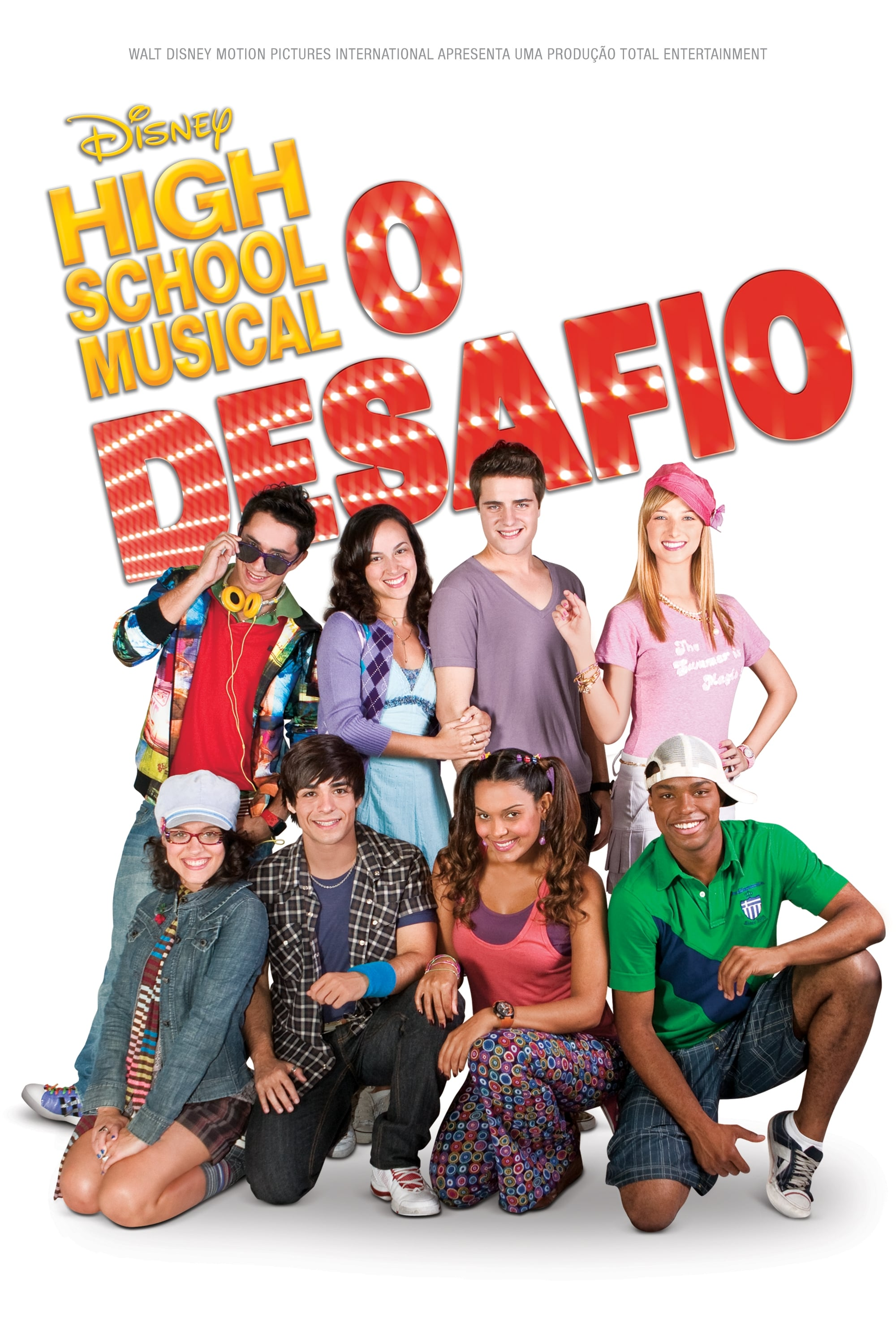 High School Musical: The Challenge