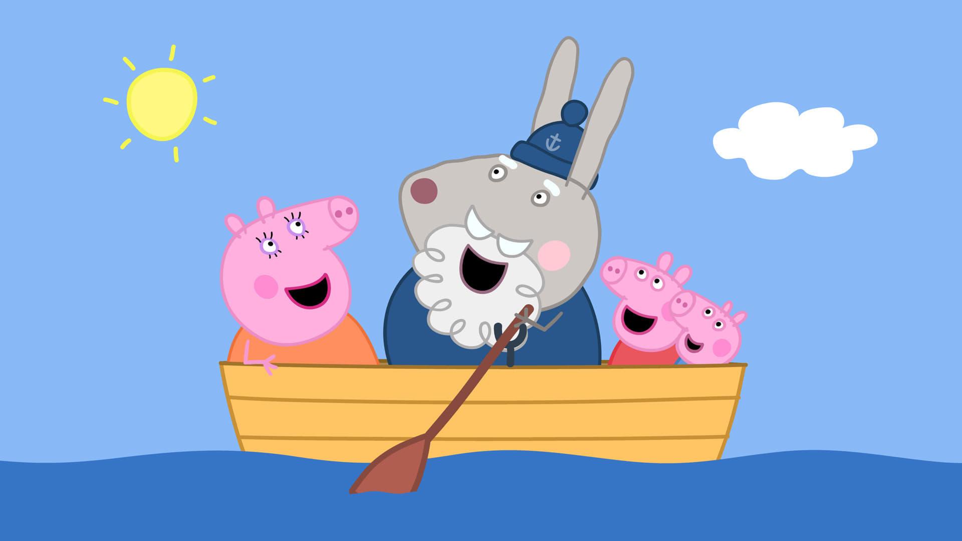 Peppa Pig Season 4 :Episode 33  The Little Boat