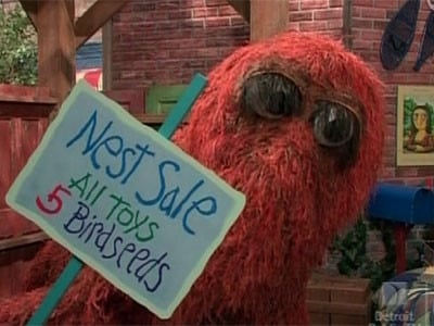 Sesame Street Season 39 :Episode 14  Big Bird's Nest Sale