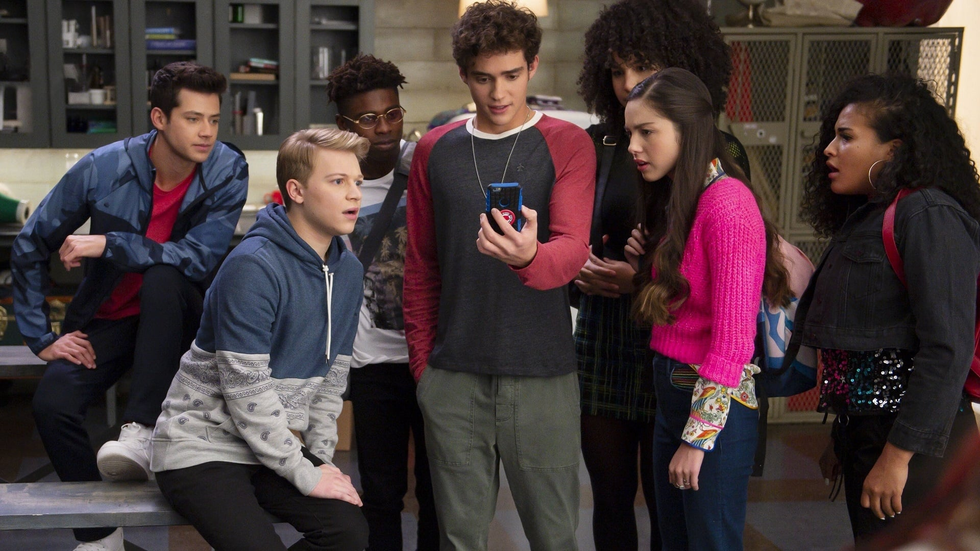 High School Musical: The Musical: The Series Season 2 :Episode 6  Yes, And...