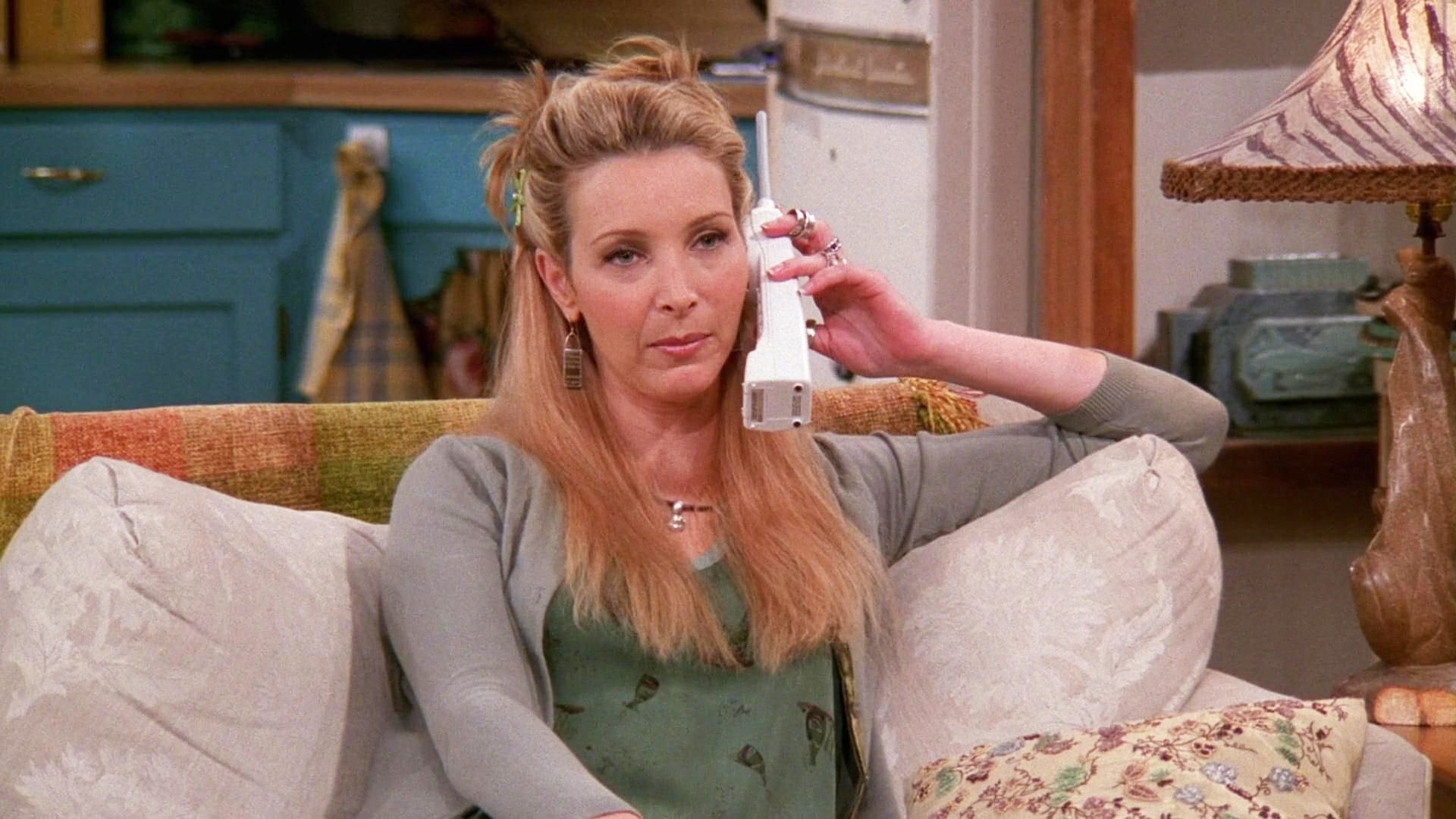 Friends - Season 5 Episode 4 : The One Where Phoebe Hates PBS