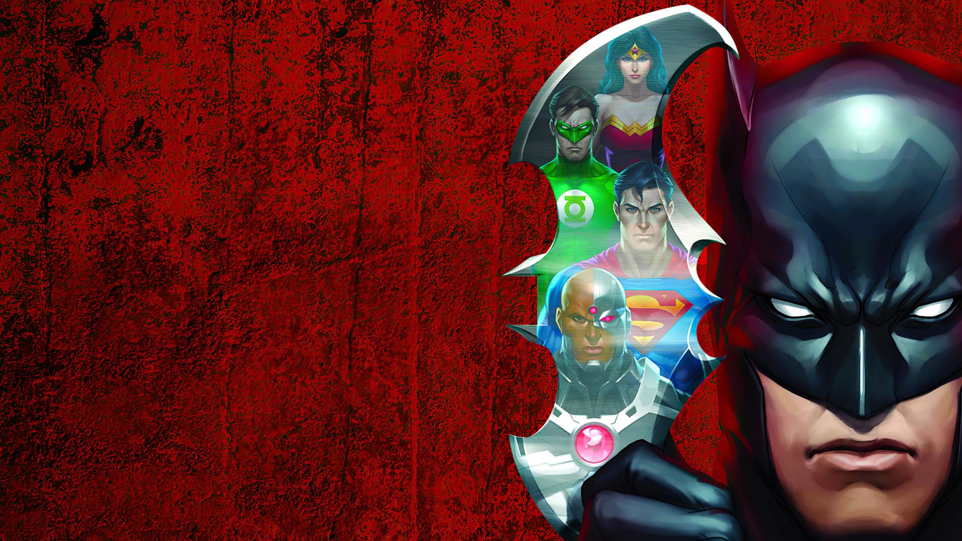 Watch Justice League: Doom (2012) Full Movie Online | CINEMA21