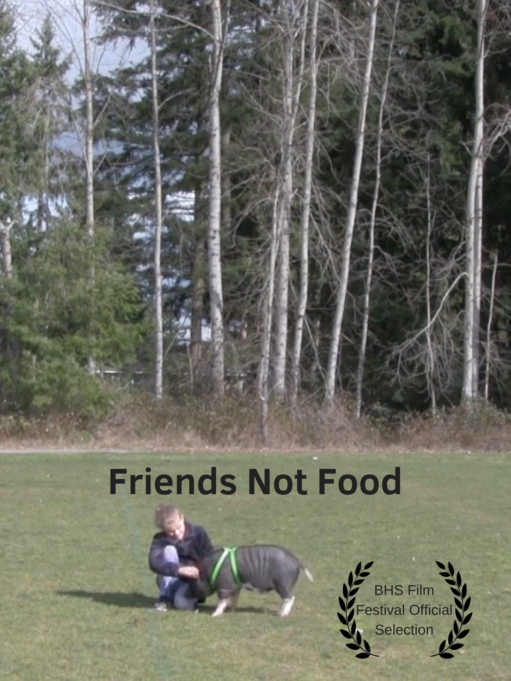 Ver Friends Not Food Online HD Español ()