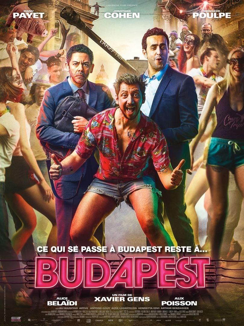 Budapest streaming