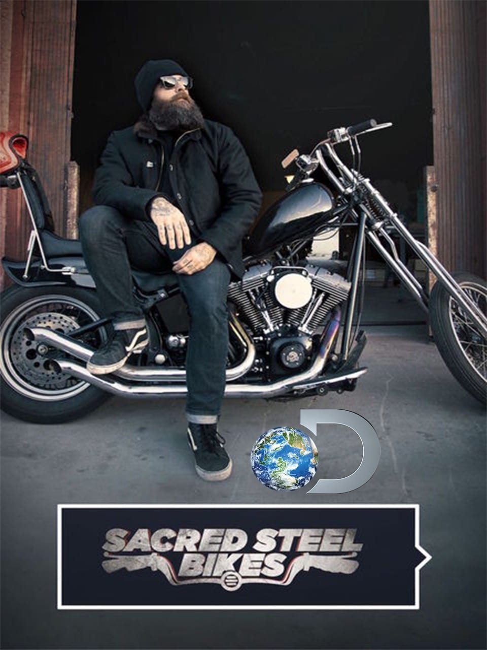 Sacred Steel Bikes TV Shows About Motorcycle
