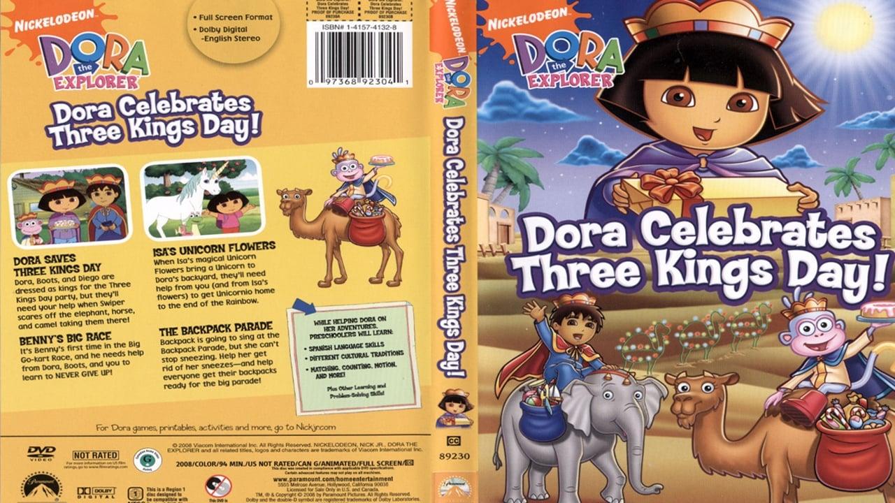 Dora the Explorer Season 0 :Episode 1  Dora Celebrates Three Kings Day