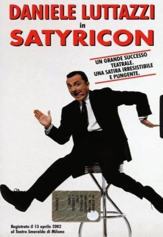 Daniele Luttazzi - Satyricon (2002)