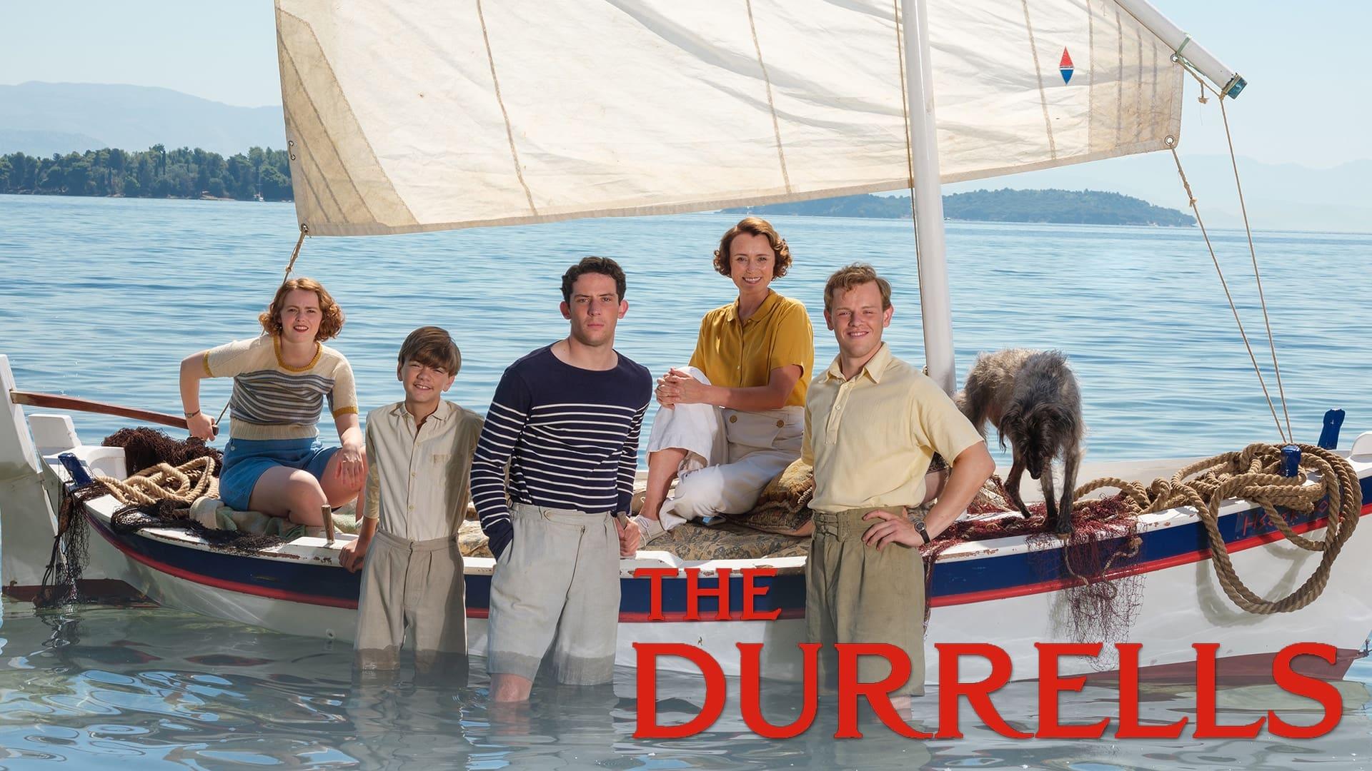 Maak kans op het vierde seizoen van The Durrells