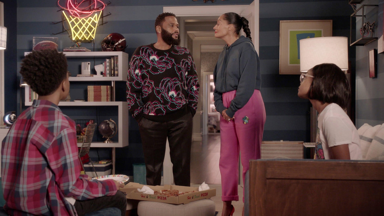 black-ish Season 7 :Episode 7  Babes in Boyland
