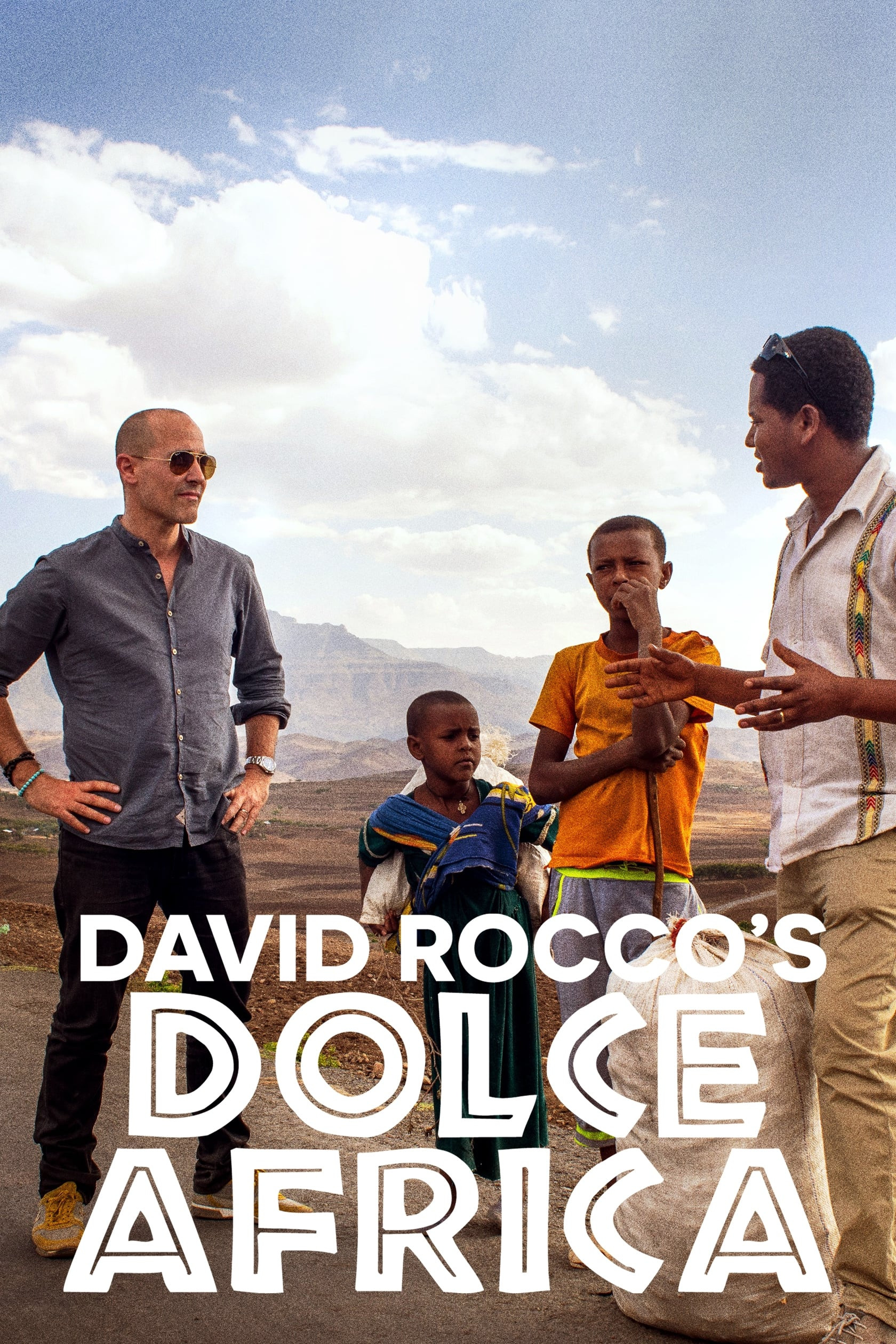 David Rocco's Dolce Africa (2018)