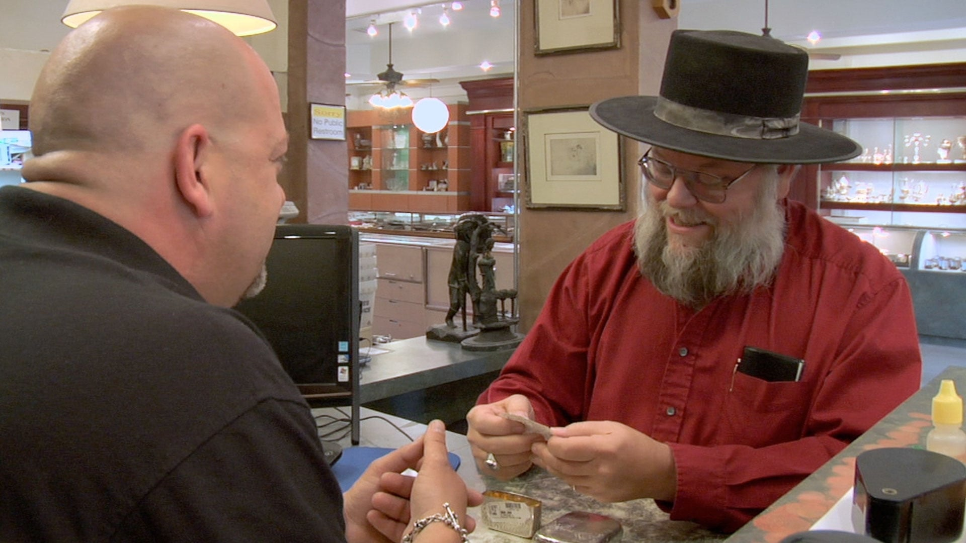 Pawn Stars Season 2 :Episode 30  Message in a Bottle