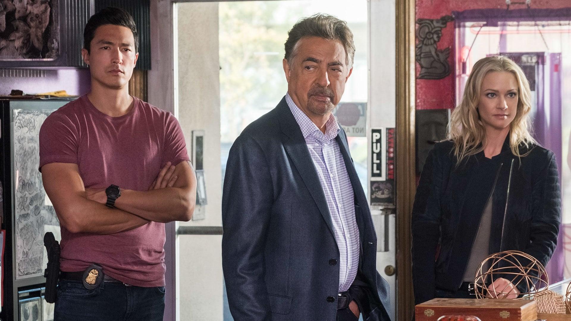 Criminal Minds Season 13 :Episode 7  Dust and Bones