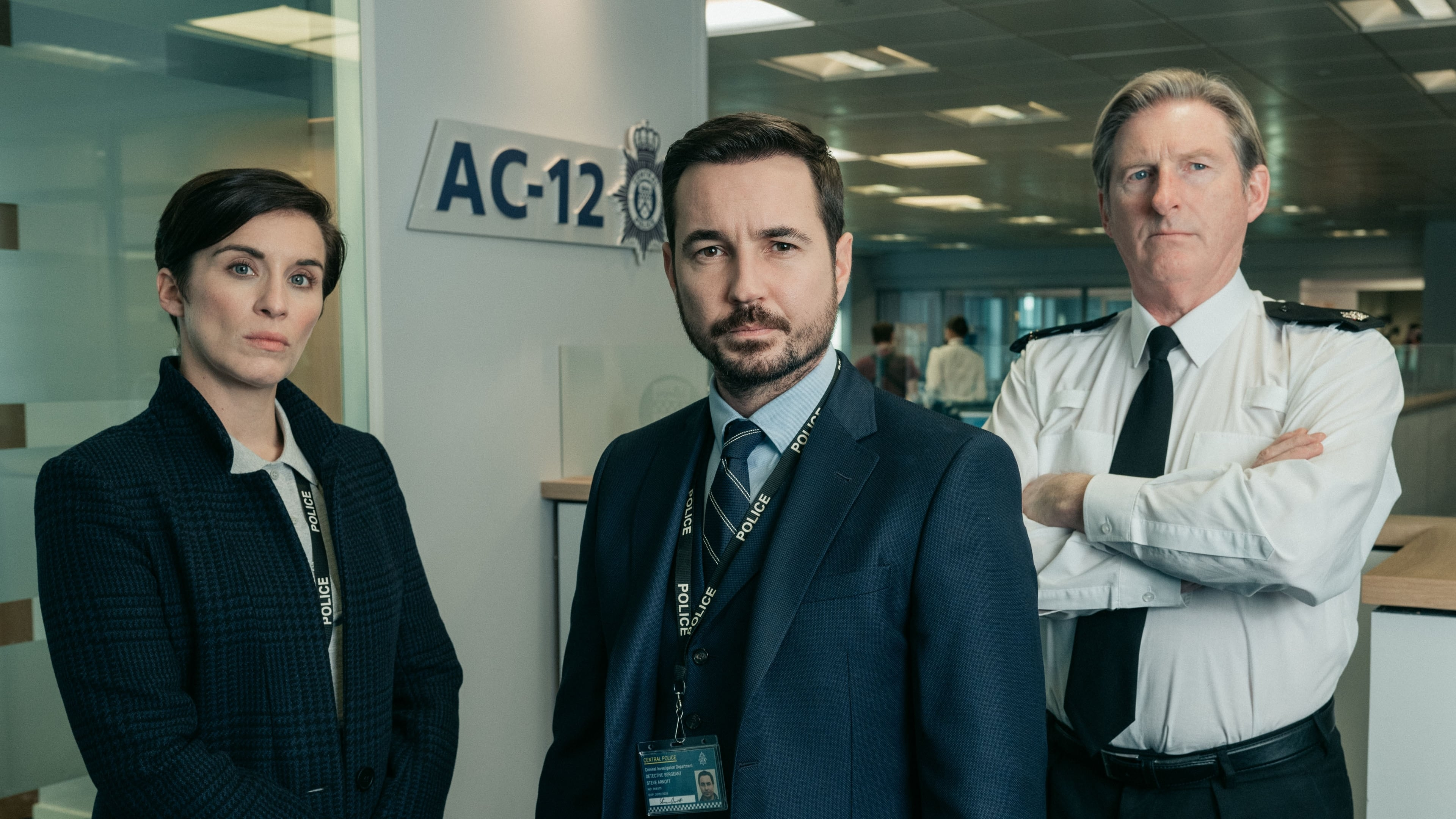 Sixth season Line of Duty has a trailer