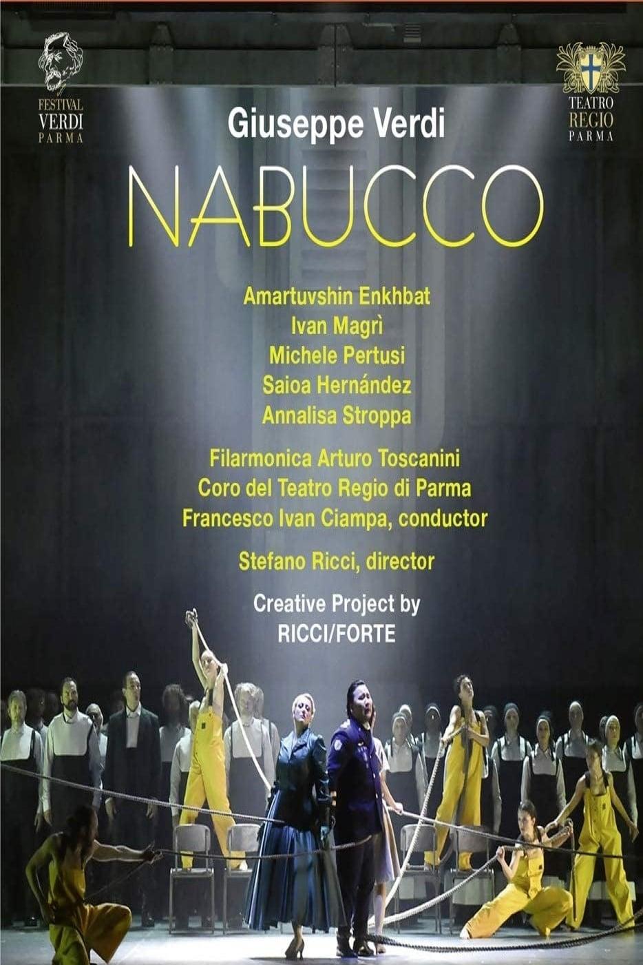 Nabucco - TEATRO REGIO PARMA (2020)