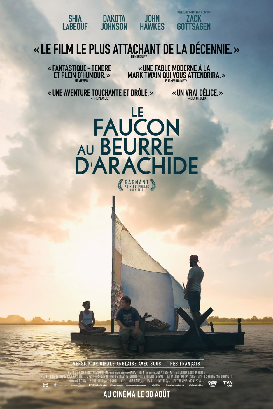 voir film The Peanut Butter Falcon streaming