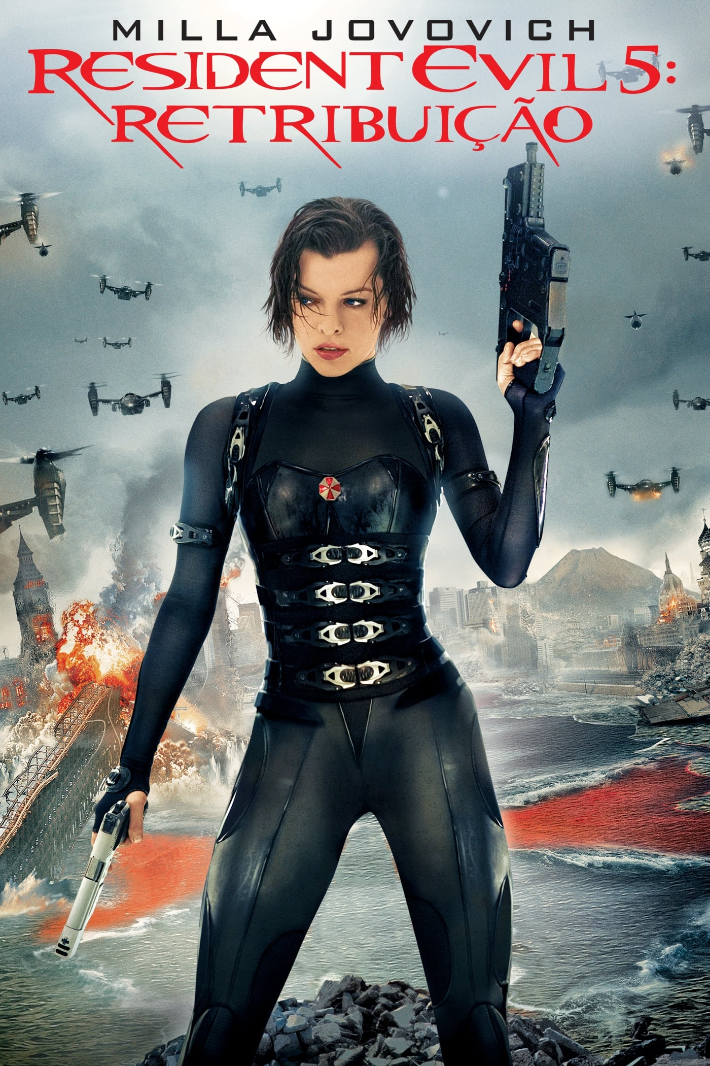 Resident Evil: Retribution Kinox