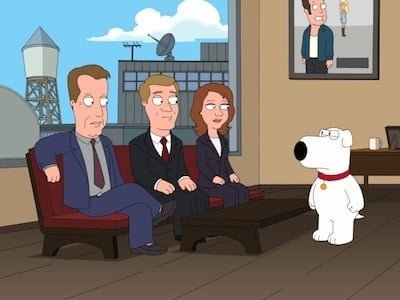 Family Guy Season 8 :Episode 15  Brian Griffin's House of Payne