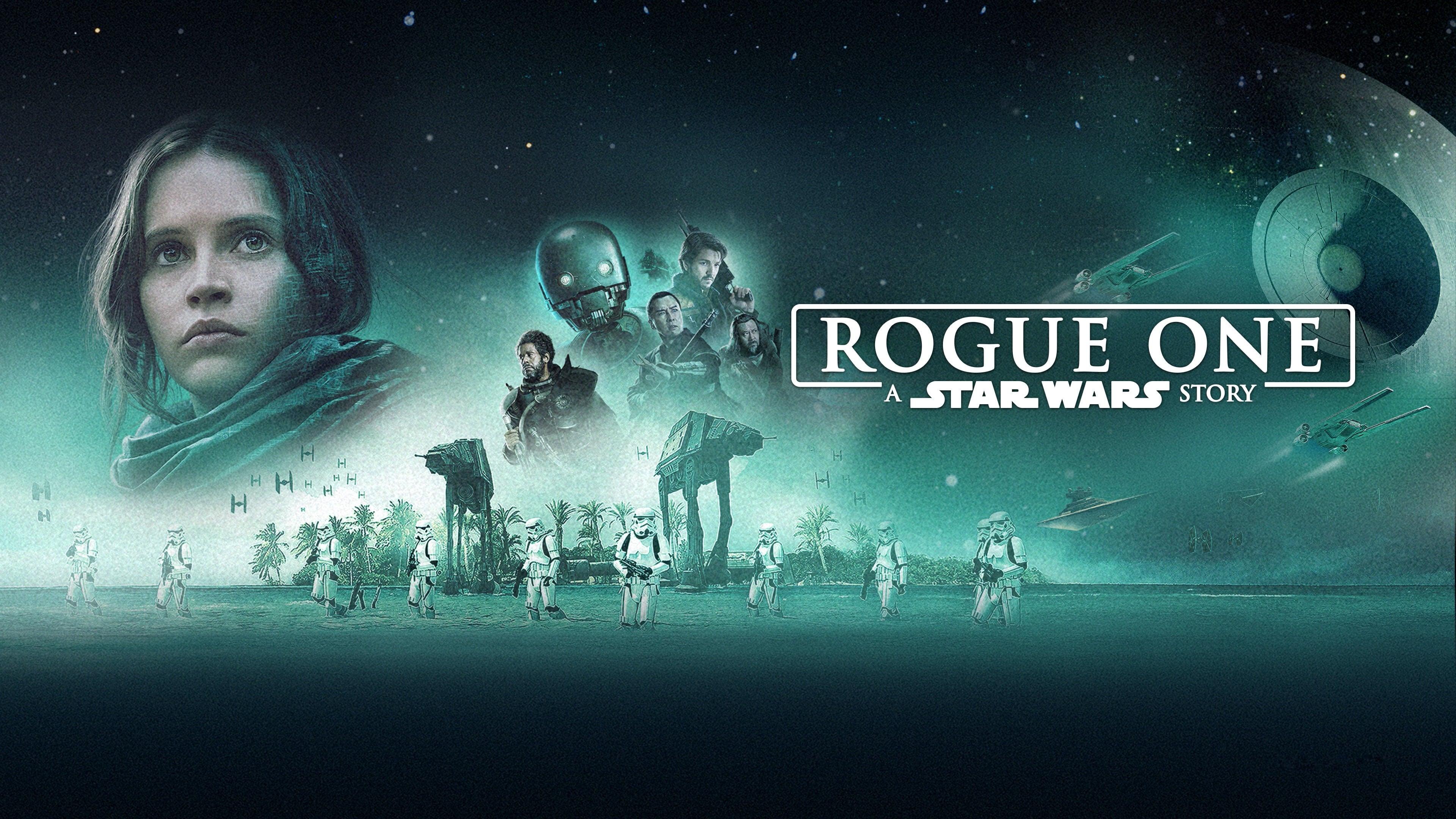 Rogue One: История от Междузвездни войни