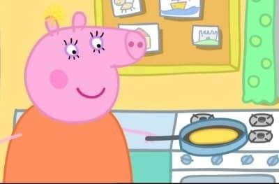 Peppa Pig Season 1 :Episode 29  Pancakes
