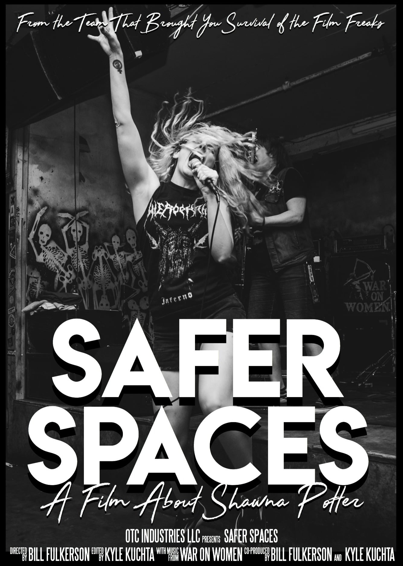 Safer Spaces: A Film About Shawna Potter on FREECABLE TV