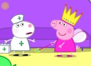 Peppa Pig Season 1 :Episode 38  Fancy Dress Party
