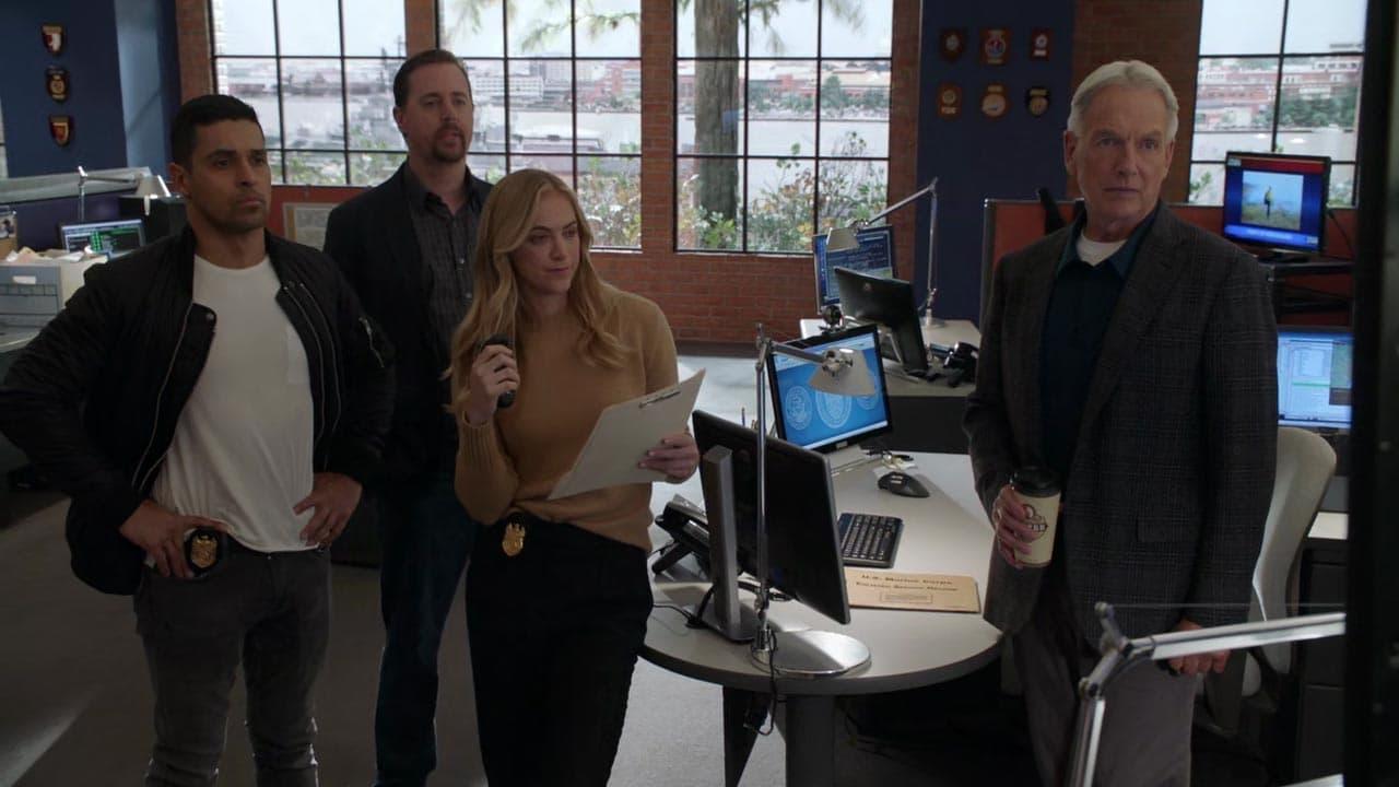 NCIS Season 17 :Episode 7  No Vacancy