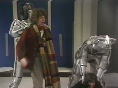 Doctor Who Season 12 :Episode 20  Revenge of the Cybermen, Part Four