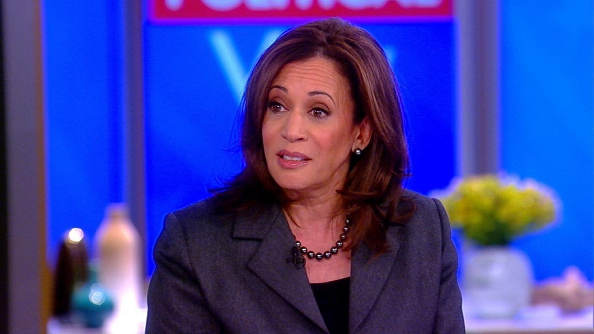 The View Season 22 :Episode 75  Kamala Harris