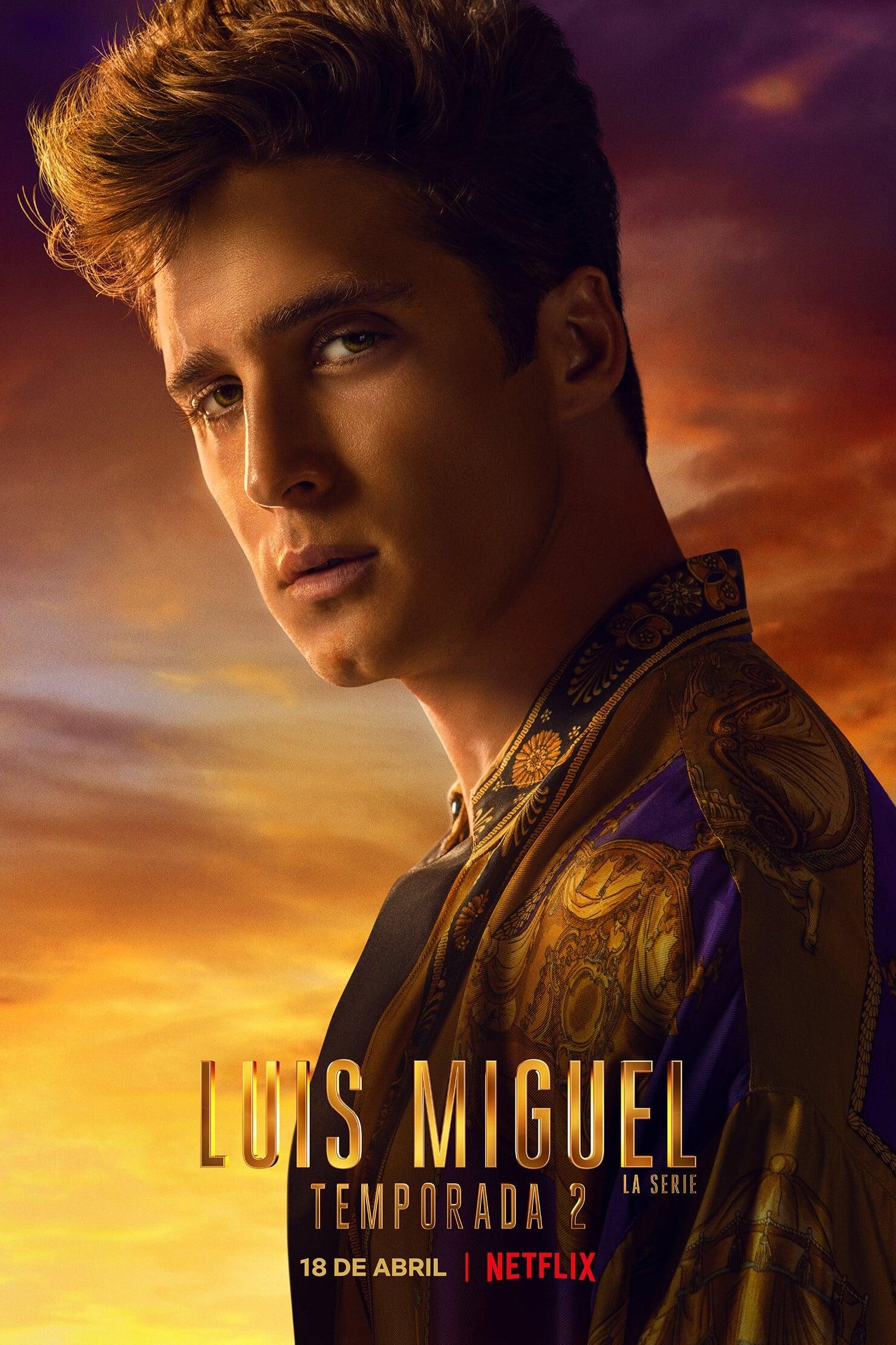 Luis Miguel: The Series Season 2