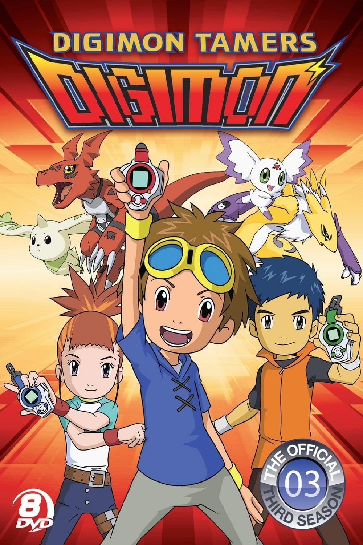 Nonton anime Digimon Tamers Sub Indo