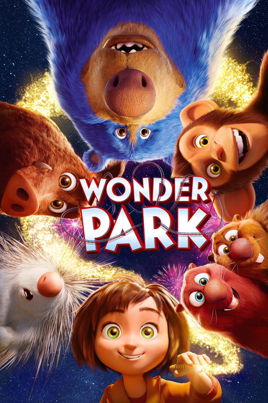 Wonder Park 2019 hollywood adventure comedy fantasy family free movie