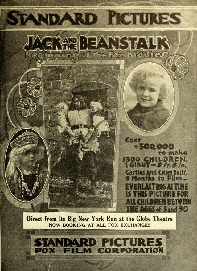 Ver Jack and the Beanstalk Online HD Español (1917)