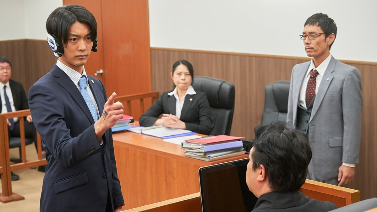 Kamen Rider Season 30 :Episode 21  Objection! That Trial