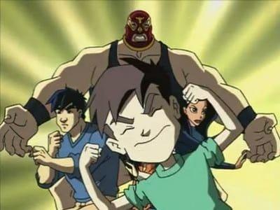 Jackie Chan Adventures Season 2 :Episode 6  The J-Team