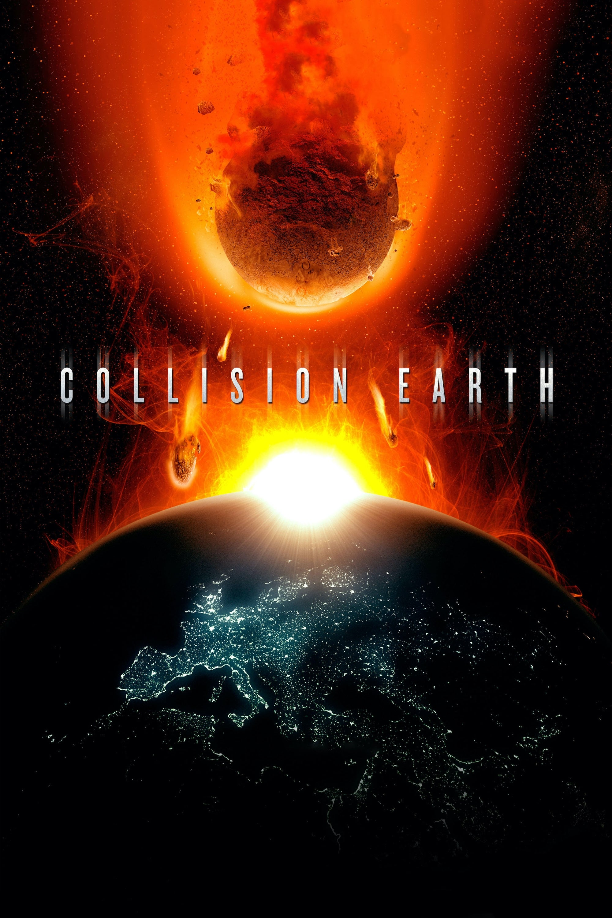 Collision Earth on FREECABLE TV