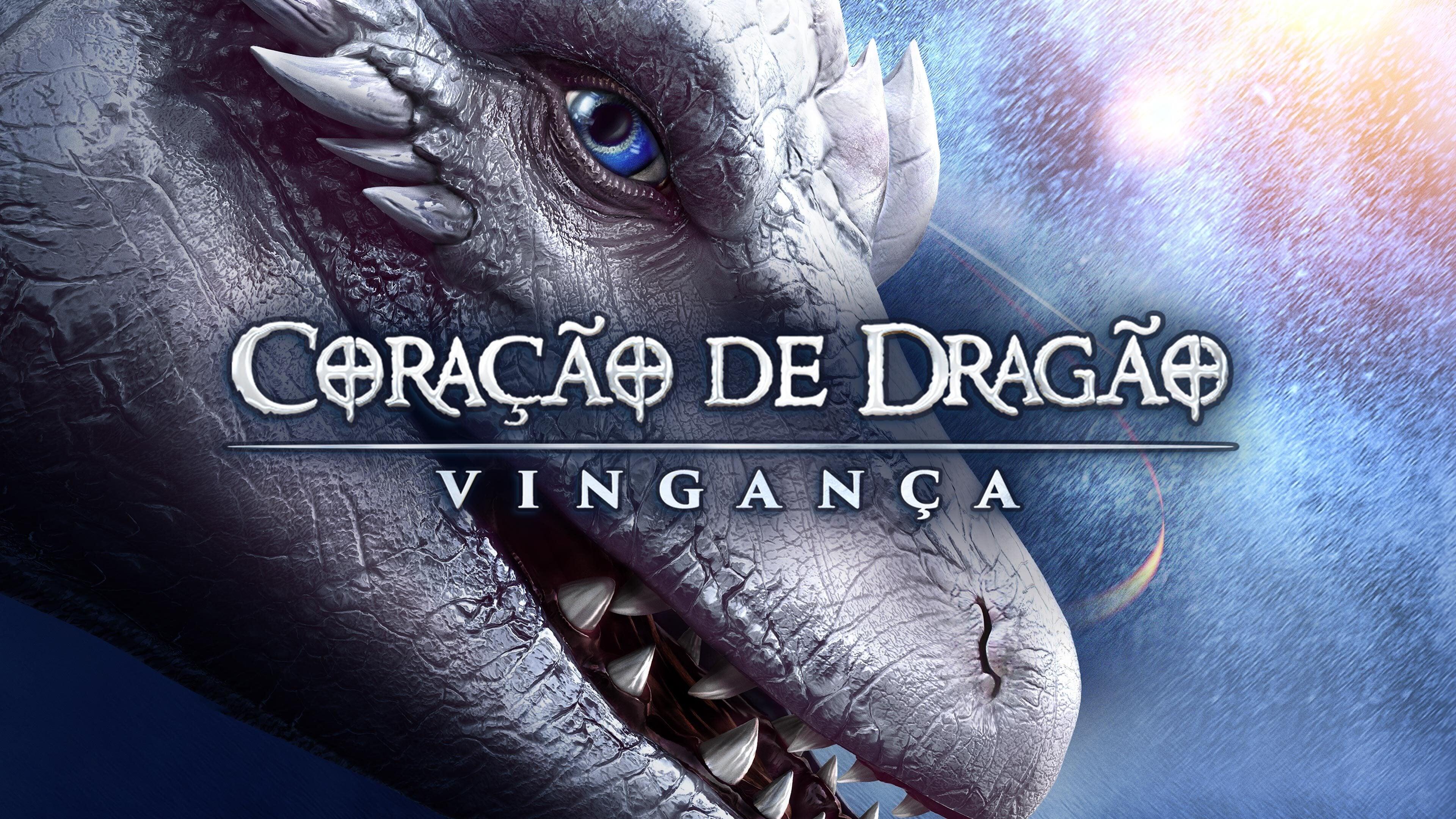 Corazon de dragon: Venganza