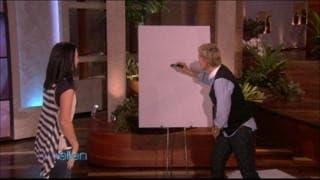 The Ellen DeGeneres Show Season 7 :Episode 48  John and Ella Bleu Travolta