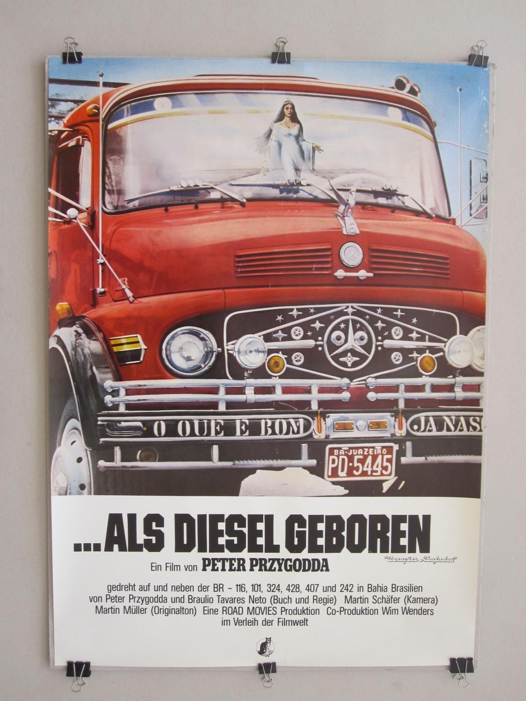 Ver …als Diesel geboren Online HD Español (1979)