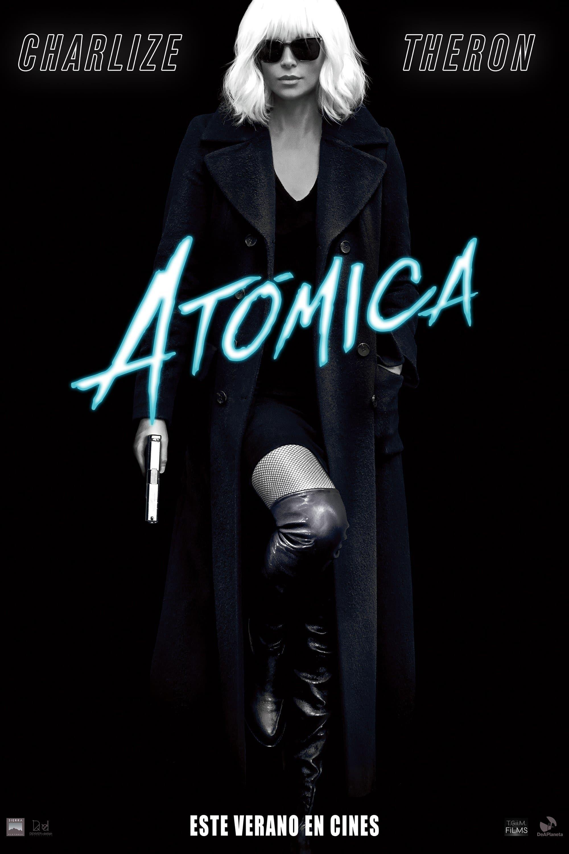 Póster Atómica