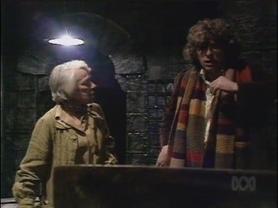 Doctor Who Season 16 :Episode 11  The Stones of Blood, Part Three