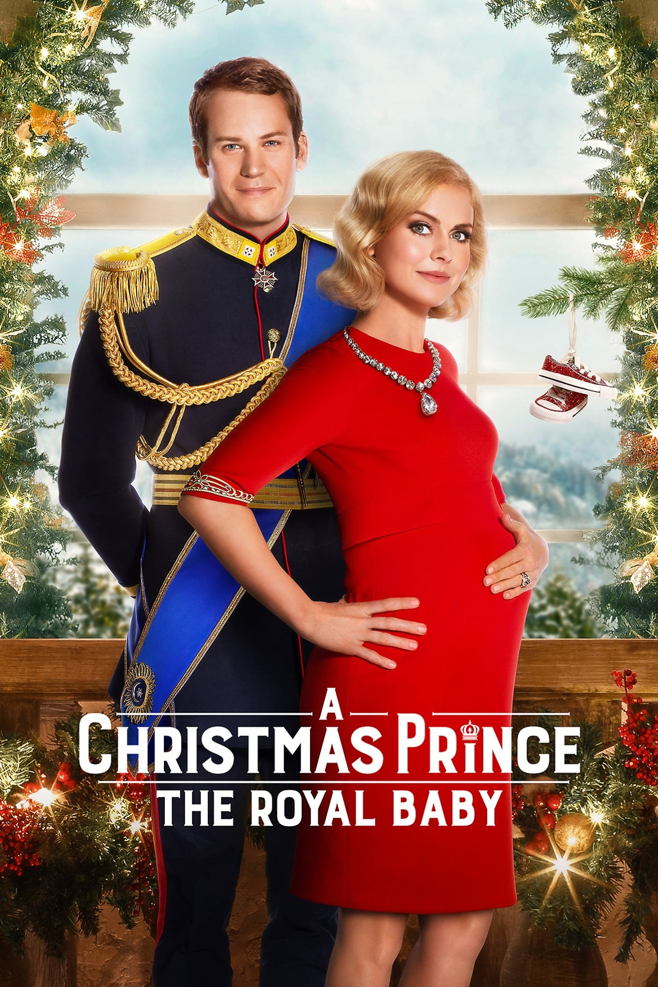 A Christmas Prince: The Royal Baby