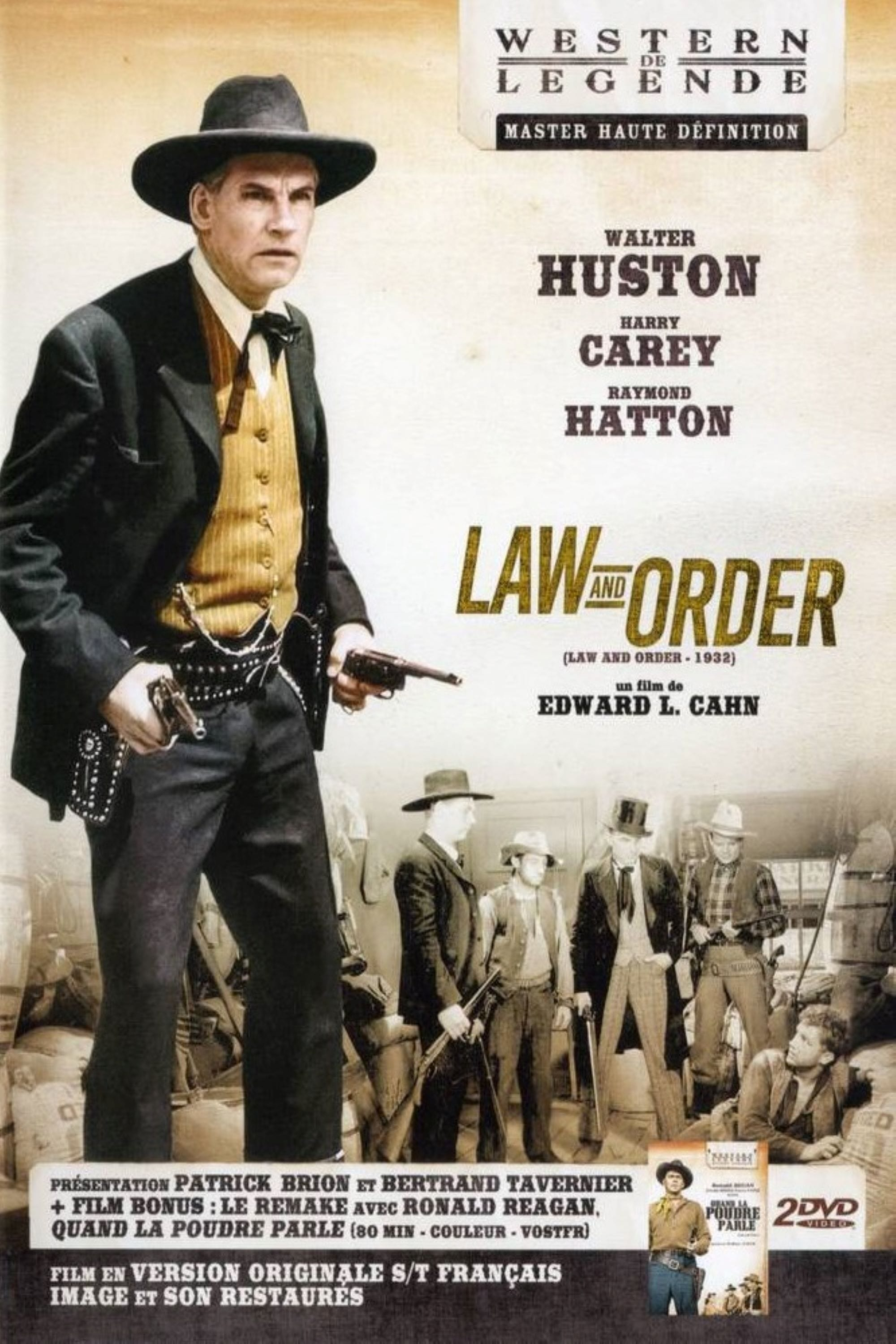 Law and Order (1932)