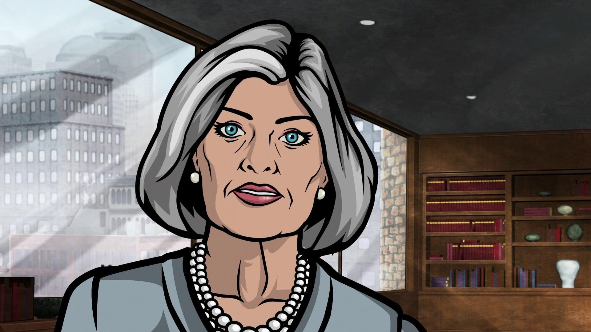 Archer Season 1 :Episode 8  The Rock