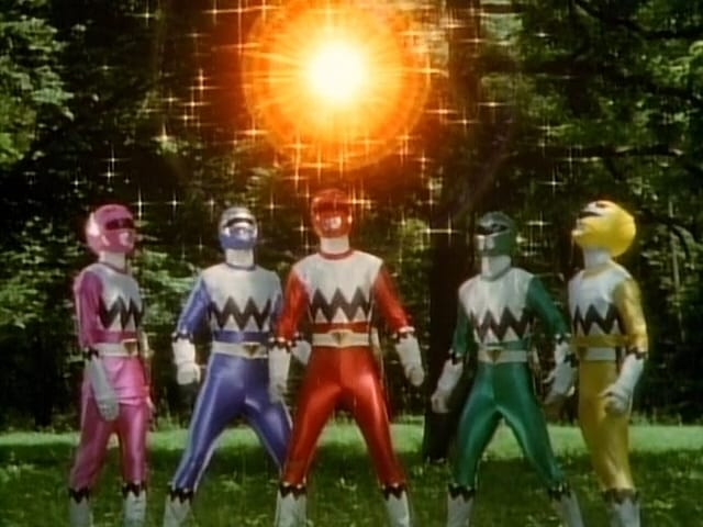 Super Sentai Season 22 :Episode 23  Conflict's End