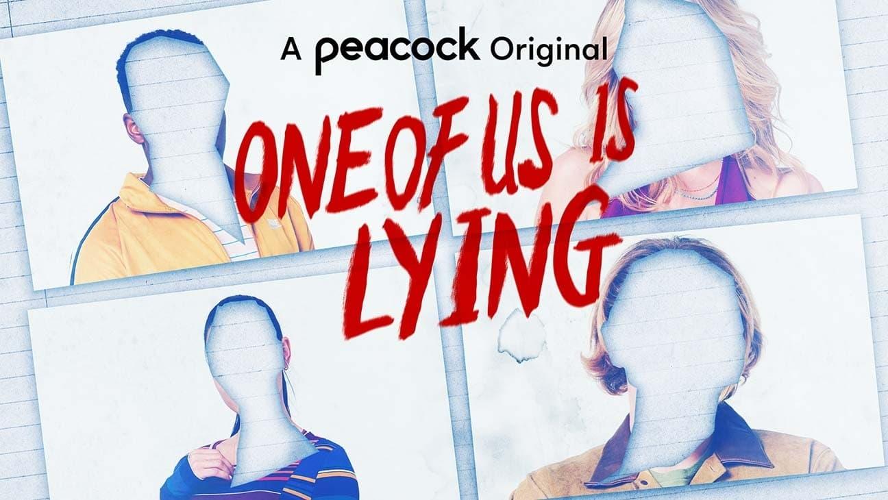 One of Us Is Lying van Peacock onthult volledige trailer en premièredatum